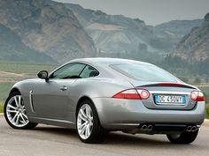 Jaguar XKR Coupe (2007 – 2009).