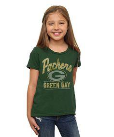 Green Bay Packers Tee - Girls