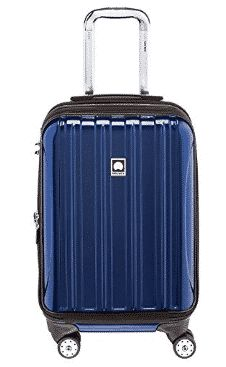 Delsey Helium Aero 19 International Hardside Carry-on Spinner Luggage FREE SHP - Travel Luggage - Ideas of Travel Luggage - Delsey Helium Aero 19 International Hardside Carry-on Spinner Luggage FREE SHP Price : Business Trip Packing, Packing List For Travel, Packing Tips, Travel Tips, Best Carry On Luggage, Luggage Case, Travel Luggage, Cute Backpacks For Traveling