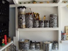 Shed organization Shed Organization, Shed Plans, Popular Pins, Floating Shelves, How To Plan, Sheds, Backyard Ideas, Organize, Buildings