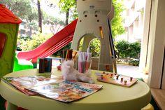 hotel astrid cervia _Giardino