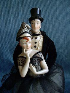German Half Dolls