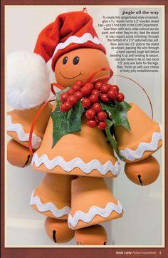 Jingle Bell Pot Hanger