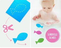 Les P'tites Merveilles de NESTLÉ NIDAL - Des astuces originales pour éveiller bébé - Nidal - Le Club Nestlé Bébé