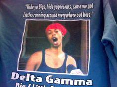 antoine dodson + big lil reveal = great delta gamma shirt