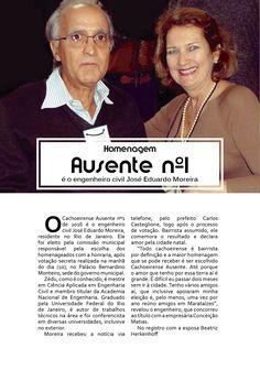 CF REVISTA 17ª Edição | Homenagem ao cachoeirense ausente - Blog da Cris Feu