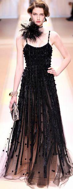 Armani Privé, Fall Couture 2013
