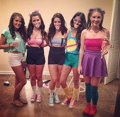 Group sex costumes