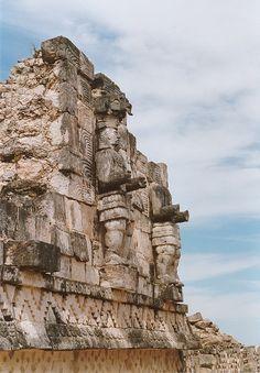 Maya, Kabah, Mexico