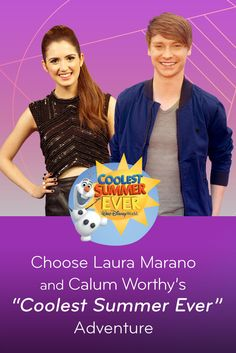 Help Laura Marano and Calum Worthy decide which daring Disney adventures to dive into this weekend!