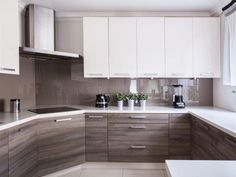 65 cozinhas com cores marrom super charmosas que você vai adorar