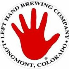 Left Hand Brewing Co. co-founded by Dick Doore and Eric Wallace in Sept barrels produced in largest US and largest Colorado craft brewery in Beer Hops, Cheap Beer, Malted Barley, Beer Brewery, Hand Logo, Liquor Store, Bud Light, Brewing Company, Left Handed
