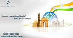Financial Independence Day Nearby!! Invest in #Gold & #Silver