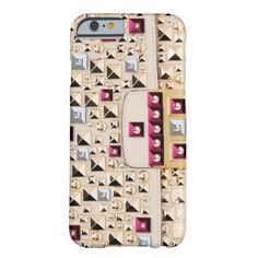 Gold/Pink/Silver Elegant IPhone 6 Case