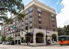 Hampton Inn Savannah Historic District Hotel Ga Exterior Savannah Chat Savannah Historic District Savannah Historic District Hotels