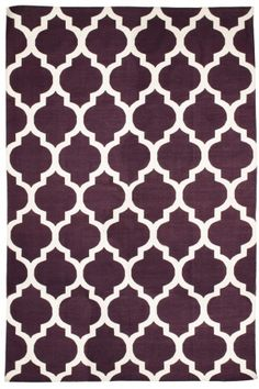 love the pattern and that has an aubergine tone to it.  Somewhat unexpected.