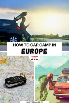 Here's your ultimate guide to car camping in Europe, including everything you'll need to know about camping in your car in Europe and what to pack for car camping, how to stay cool and clean and so much more. I Europe travel tips I camping in car tips I tips for car camping I camping tips I how to camp I car camping tips I #camping #carcamping #Europe Best European Road Trips, Road Trip Europe, Europe Travel Tips, Perfect Road Trip, Europe Holidays, Road Trip Hacks, Cool Places To Visit, Day Trips, Family Travel