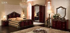 Why you should opt for classic bedroom furniture - Designalls Classic Bedroom Furniture, Trendy Furniture, Bedroom Furniture Design, Home Design Decor, House Design, Design Ideas, Interior Design, Italian Bedroom Sets, Design Your Bedroom