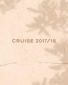 CRUISE 2017/18 SHOW :