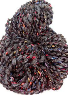 Handspun Shetland Art Yarn by Lady Painswick IRIS by ladypainswick, $26.00