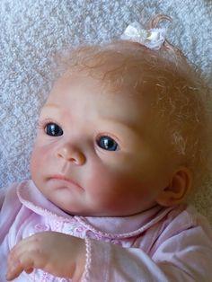 Reborn baby doll Anne.
