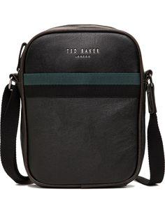 4e646e29215 Planbag Pu W/ Stripe Webbing N/S Cross Body Bag   David Jones
