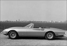 Pininfarina Ferrari 365GT California Spyder 1967 #ferrarivintagecars