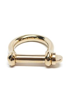 Screw Cuff Ring