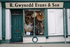 R Gwynedd Evans & Son West End Stores Gaol Street Pwllheli West End, Old Houses, Evans, Stuff To Do, Shops, Memories, Street, Shopping, Cafes