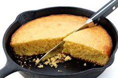 Whole kernel cornbread. *MEGHAN UPDATE* Yum! Made this tonight after looking through lots of different recipes. I wanted one that used whole corn kernels, but I don't own a cast iron skillet (needed for most recipes), so it came down to this one. It's a good recipe. Came out a little crumbly, but that's usually the case for cornbread. The recipe requires milk, but doesn't given any specified amount. I just added enough until it was clearly a batter! Very good side dish. Put honey on it, yum.
