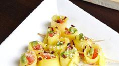 Sushi Agridulce de Frutas - QueRicaVida.com