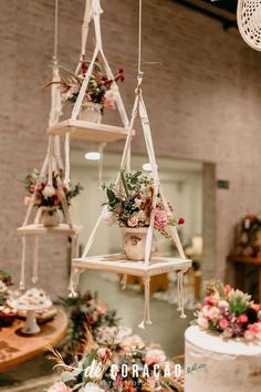wedding decoration ideas with hanging macrame wedding Boho Chic Macrame Wedding Ideas to Love - EmmaLovesWeddings Decoration Evenementielle, Table Decorations, Hanging Wedding Decorations, Chic Wedding, Wedding Table, Wedding Ideas, Wedding Advice, Wedding Inspiration, Bodas Boho Chic