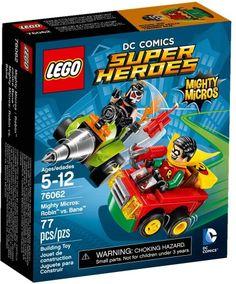 Buy LEGO Super Heroes Mighty Micros: Robin vs. Banefor R249.00