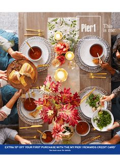 Pier 1 Imports - November 2018 Mailer - Golden Decal Double Old Fashioned Glasses Set Pier One Christmas, Christmas Tree Napkin Fold, Home Decor Store, Home Decor Items, Accent Wall Panels, Magnolia Home Collection, Tempered Glass Table Top, Christmas Floral Arrangements, Napkin Folding