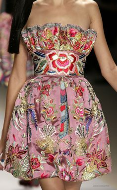 New York Spring 2009 - Naeem Khan (Details)
