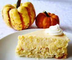 Lulu's Sweet Secrets: Pumpkin Mousse Cake for a Gluten-Free Thanksgiving