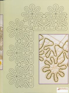 Labores bolillos 3 - fleursdebleuets - Λευκώματα Iστού Picasa Bobbin Lace Patterns, Embroidery Patterns, Bruges Lace, Romanian Lace, Point Lace, Needle Lace, Irish Lace, Lace Making, Loom Beading