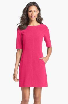 Tahari Seamed A-Line Dress (Regular & Petite) available at #Nordstrom