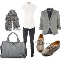 FashionPLX • 30 Classic Work Outfit