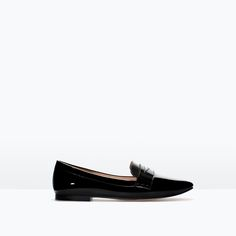 FLAT SHOE-Shoes-Woman-SHOES & BAGS | ZARA United States