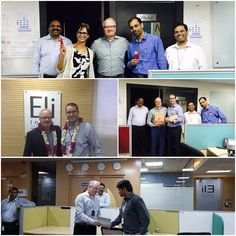 Mike Gallup visit to India Michael(Mike) Gallup, CEO- Eye Care Leaders (ECL) made his visit to India between Sep – Sep visited all ECL offices across India. Offices, India, Eyes, Life, Delhi India, Desks, Office Spaces, Cat Eyes, Human Eye