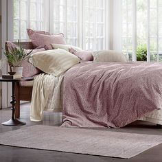 Bamboo/Cotton Grafton Duvet Cover/Comforter Cover and Sham | The Company Store