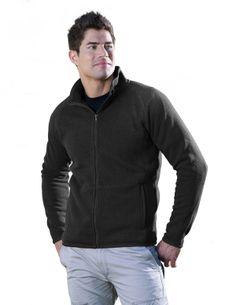 Mens 100% Polyester Sweater Fleece Full Zip Jacket. Tri mountain 938 #Sweater #Fleece #fashion
