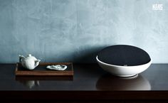 """""""KEAS launched Bluetooth speaker MOV1. It is the world's only premium ceramic Bluetooth speaker crafted in the Korean ceramic tradition."""" - Business Wire 