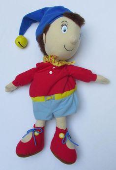 Noddy Oui-Oui Large Plush- Zipper Pouch - French Childrens Cartoon #Jemini