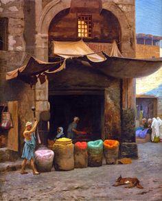 Jean-Léon Gérôme   Academic Orientalist painter   Tutt'Art@   Pittura * Scultura * Poesia * Musica  