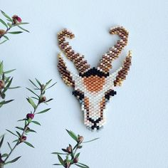 Gazelle By Rose Moustache rosemoustache.com