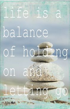 life is a balance Photo Motivational Nature Meditation Vintage Style Rocks Beach   Etsy Shop - susannajarian