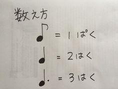 (ピアノ初心者向け)6/8拍子の数え方・弾き方その① | はんなりピアノ♪ Music Theory Guitar, Piano, Geek Stuff, Study, Sheet Music, Geek Things, Studio, Pianos, Studying