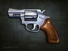 Taurus Model 605 designed by Rafał Urbański. Connect with them on Dribbble; the global community for designers and creative professionals. 38 Special Revolver, Game Icon, Concealed Carry, Survival Kit, Firearms, Taurus, Hand Guns, Weapons, Revolvers
